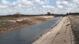 ВКрыму оценили украинскую идею опродаже воды наполуостров