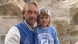 «Зазвездили мальчика»: Сын Плющенко иРудковской стал моделью