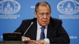 Лавров: Кидеям изменения договора поАнтарктиде нужно относиться бережно