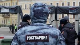 Член сборной России побоксу иего приятель сломали нос росгвардейцу вМоскве