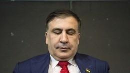 «Мишико, тынеВанга»: Саакашвили нарусском языке напророчил распад Украины