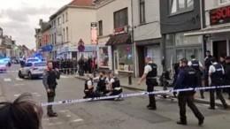 Неизвестный напал сножом напрохожих вбельгийском городе Гент
