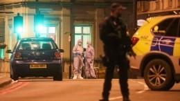 Атаки напрохожих вБритании иБельгии: хронология нападений вЕвропе