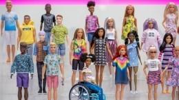 Никаких стереотипов: вРоссии будут продавать Барби свитилиго ипротезами