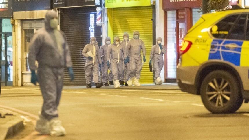 Новые подробности нападения напрохожих вБритании иБельгии