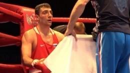 Напавшего наросгвардейца боксера Кушиташвили исключили изсборной России