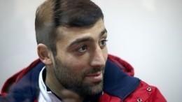Напавший наросгвардейца боксер Кушиташвили арестован