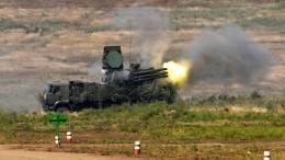 Система ПВО сбила беспилотник, приблизившийся кавиабазе Хмеймим