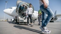 ВМВД подготовили порядок депортации мигрантов сопасными заболеваниями