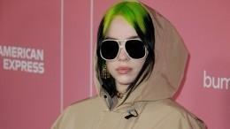 Пермская школьница нарисовала портрет Билли Айлиш для обложки Vogue
