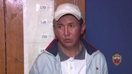 Присяжные признали виновным обвиняемого вубийстве полицейского вметро Москвы