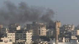 Три ракеты запущены изсектора Газа поИзраилю