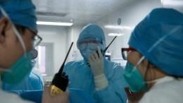 Первый самолет изРФсгумпомощью прибыл вУхань, где свирепствует коронавирус