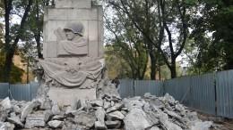 Посол РФ: за20 лет вПольше уничтожили порядка 400 советских памятников