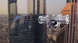 Красноярские ученые спроектировали новый тип летающего автомобиля свертикальным взлетом— видео