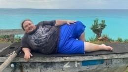 «Яочень много страдал»: сын Никаса Сафронова рассказал, почему нехочет худеть