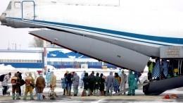 Эвакуированная изУханя россиянка показала, как проходит карантин вТюмени
