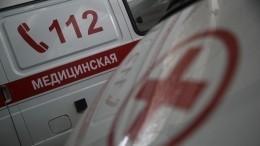 Автомобиль вНовосибирске сбил людей, переходивших дорогу попешеходному переходу