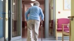 ВЛенобласти пенсионерка собственноручно задушила возлюбленного