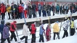 «Лыжные стрелы» пустят изПетербурга 9февраля
