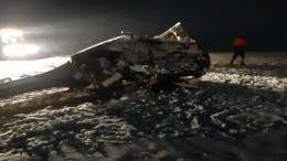 ВГосдуме подтвердили гибель депутата Хайруллина при крушении вертолета