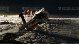 Названы основные версии крушения вертолета, где погиб депутат Хайруллин