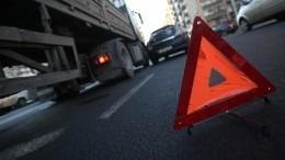 Микроавтобус столкнулся сгрузовым авто вВоронежской области, есть жертвы