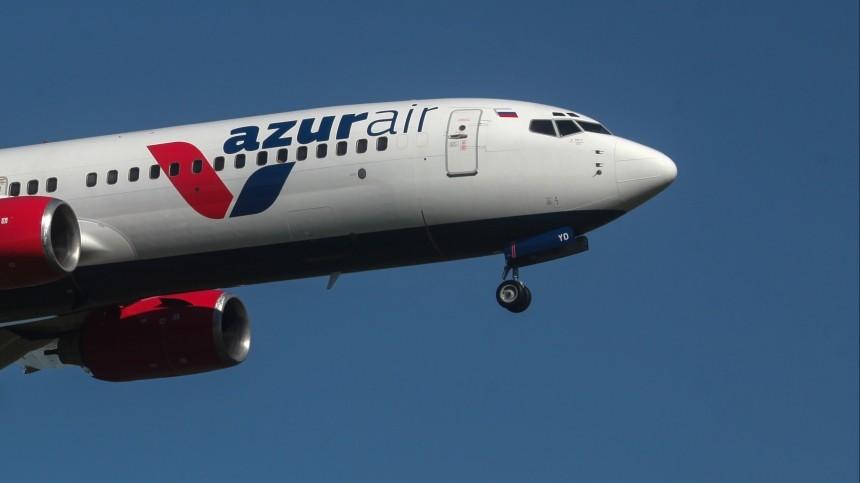 Boeing-737, вылетавший изВьетнама вМоскву, прервал взлет ивернулся ктерминалу