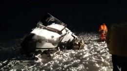 Медики рассказали осостоянии выживших при крушении вертолета сХайруллиным