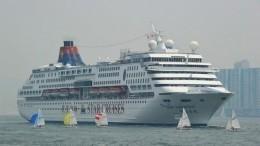 Почти две тысячи пассажиров круизного лайнера застряли вТайване из-за коронавируса