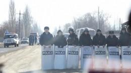 Правительственная комиссия прибыла всело вКазахстане, где произошла массовая драка