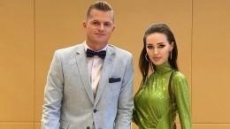 Дмитрий Тарасов забрал Анастасию Костенко изроддома