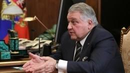 Михаил Ковальчук провел День науки вКурчатовском институте
