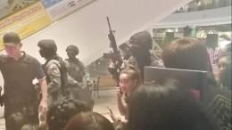 Число пострадавших врезультате стрельбы вТаиланде достигло 63 человек