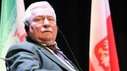 Экс-президент Польши высмеял требования Яблонского нарепарации отРоссии