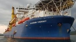 ИзПриморья вСингапур отправилось способное достроить «Северный поток-2» судно