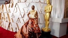 Фэшн-бунтарь Билли Портер открыл красную дорожку на«Оскар-2020»