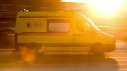 Петербуржец сломал нос водителю скорой помощи