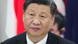 СиЦзиньпин проверил центр борьбы скоронавирусом вПекине