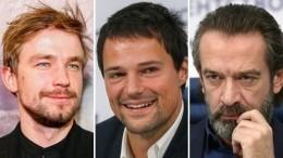 «Золотые» мужчины: Самые эстетичные звезды российского кино