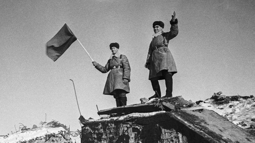 «Прорыв линии Маннергейма являлся для Красной армии делом чести»