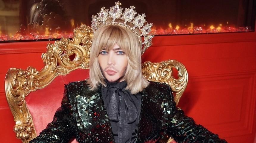 Усы иотросшие корни: Зверев разнес впух ипрах образы голливудских красавиц на«Оскаре»