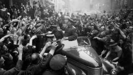 Чтобы помнили: уникальные фотографии победивших фашизм 75 лет назад