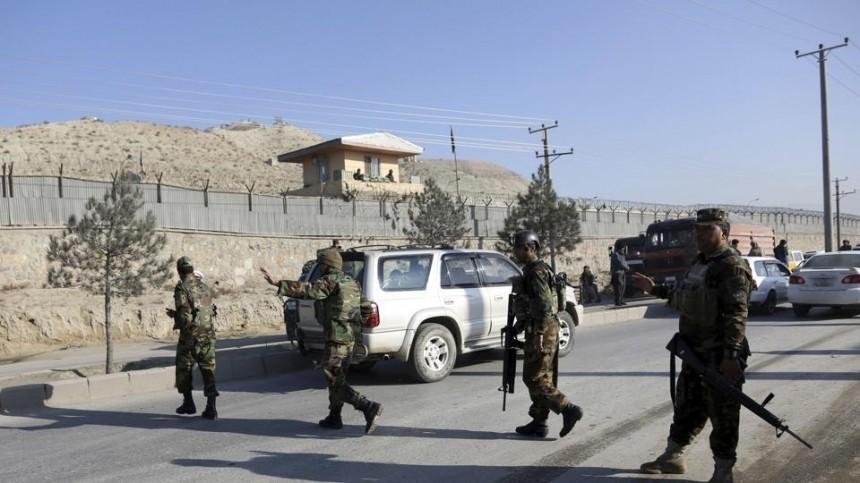Как минимум пять человек погибли и11 пострадали при взрыве вАфганистане