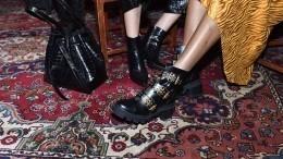 Неделя моды вНью-Йорке: Белла иДжиджи Хадид, Кэти Холмс идругие звезды напоказах