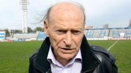 Скончался чемпион СССР пофутболу всоставе «Спартака» Рейнгольд