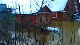Затор наВолге грозит мощным паводком Ярославской области