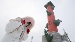 Мокрый снег идождь: Какая погода ожидается вПетербурге 12февраля