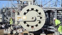 «Газпром» обозначил сроки запуска «Северного потока— 2»