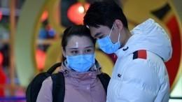 ВЧите выздоровел госпитализированный скоронавирусом китаец